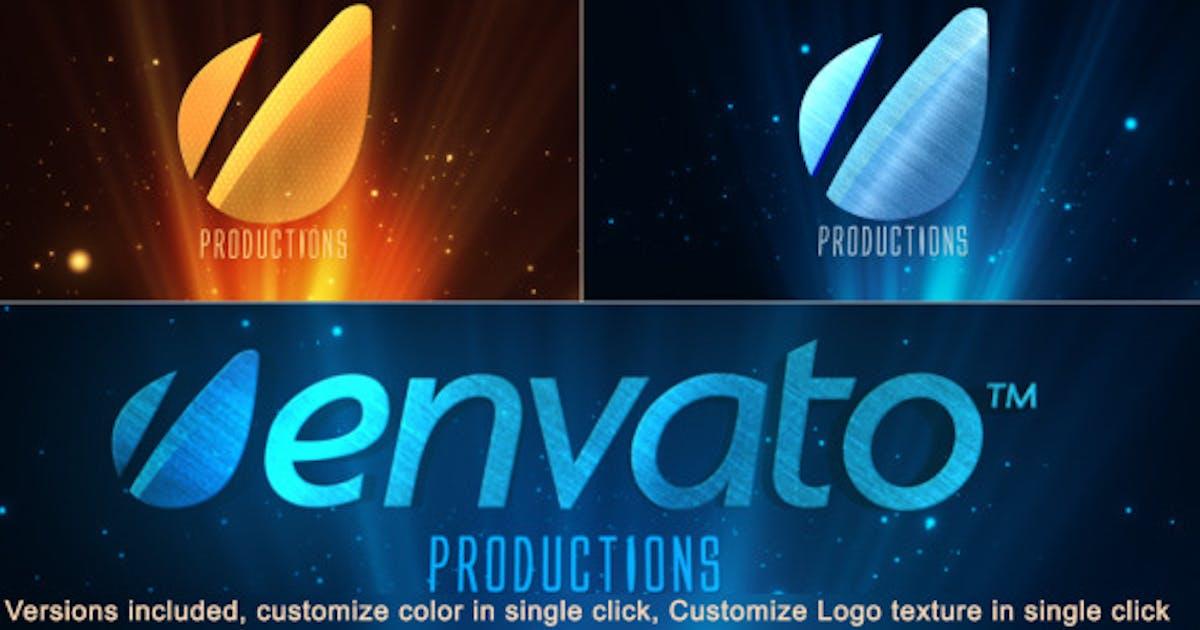 Download Cinematic Rays Logo by StrokeVorkz