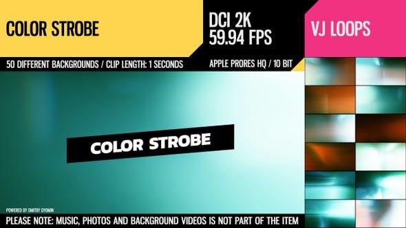 Color Strobe (2K Set)
