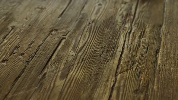 Thumbnail for Old Dark Vintage Wooden Surface