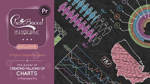 Chalkboard Infographics Premiere Pro