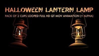 Lantern Lamp - Pack Of 2