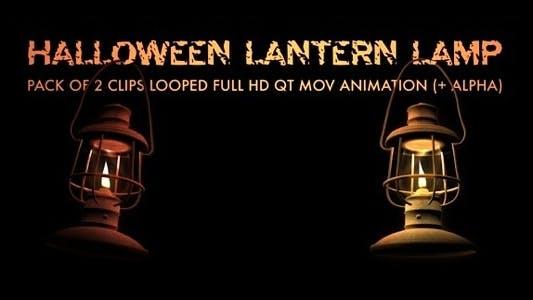 Thumbnail for Lantern Lamp - Pack Of 2