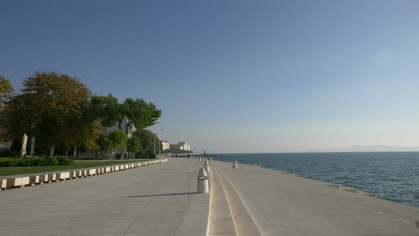 Thumbnail for Waterfront by the Adriatic Sea