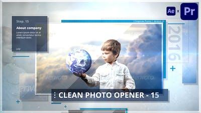 Clean Photo Opener