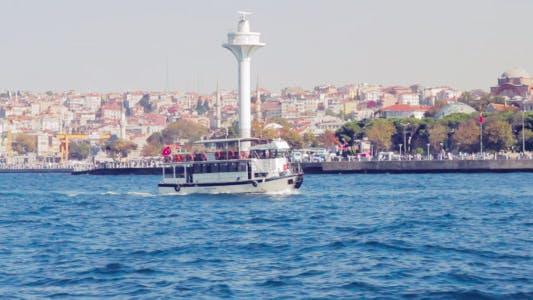 Thumbnail for Bosphorus And Two Boats Istanbul