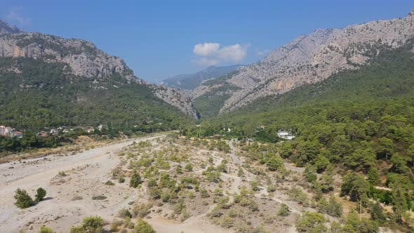 Cover Image for Road To Goynuk Canyon Turkey