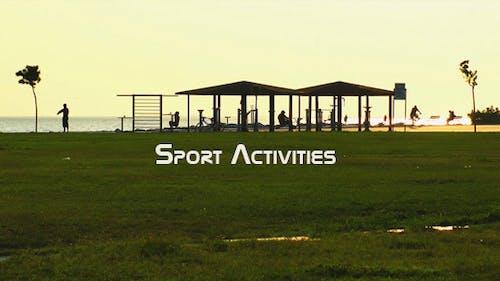 Sportaktivitäten