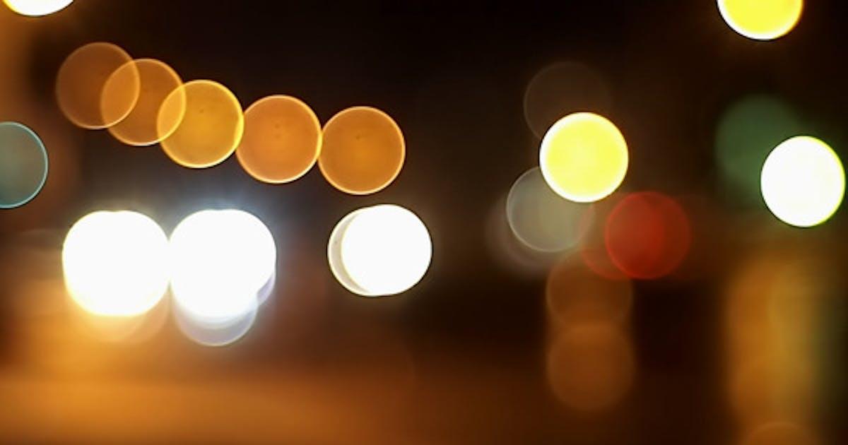 Night City Bokeh 9