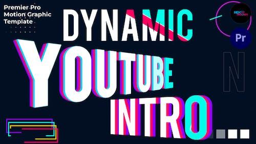 Dynamic YouTube Intro