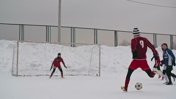 Thumbnail for Talented Soccer Forward