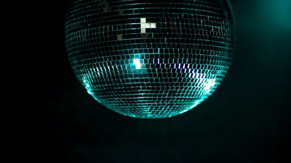 Thumbnail for Spinning Discoball