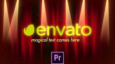Cinematic Elegant Curtain - Premiere Pro