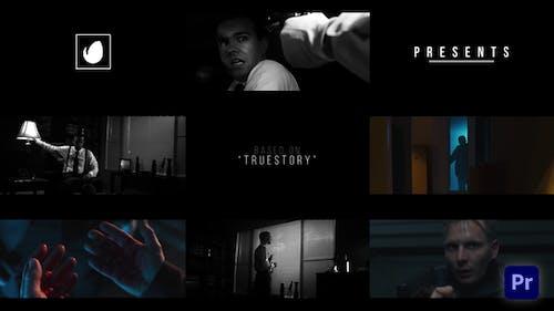 Fast Cinematic Trailer for Premiere Pro