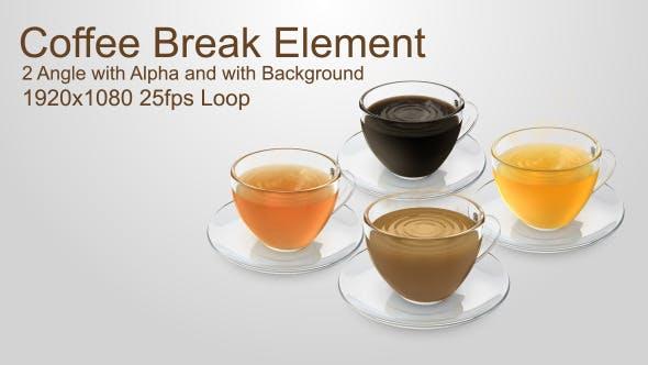 Coffee Break Element