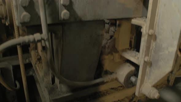Thumbnail for Clay on the conveyor belt