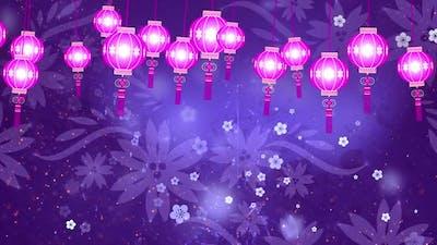 Chinese Lantern Lights V2