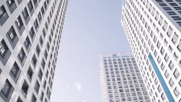 Thumbnail for Skyscrapers Against The Blue Sky