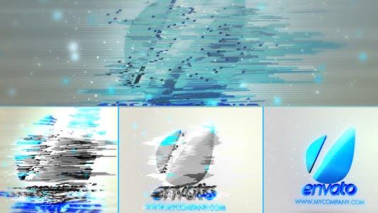 Thumbnail for Bad Signal 3D Shattered Logo
