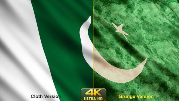 Thumbnail for Pakistan Flags
