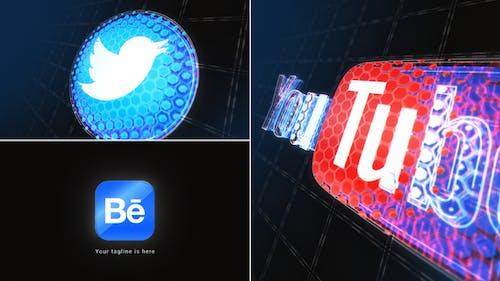 Technology Logo Reveal