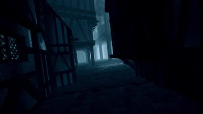 virtual Set Ancient City