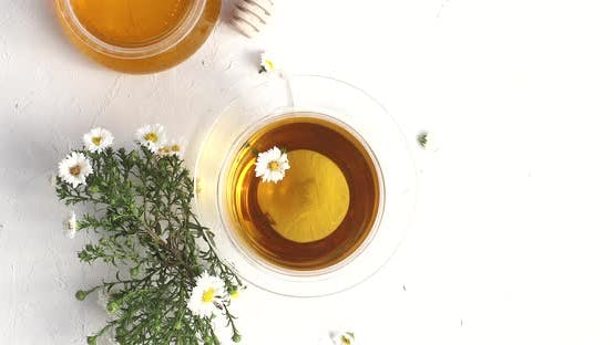 Thumbnail for Cup of Tea and Bowl of Honey