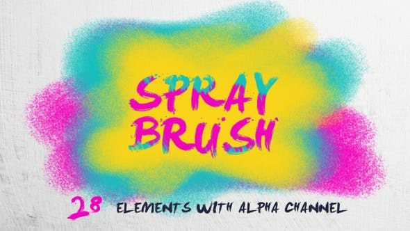 Thumbnail for Spray Brush