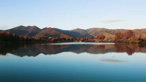 Autumnal Lake