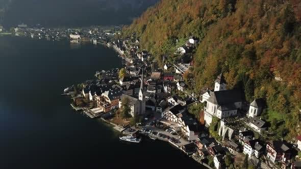Thumbnail for Hallstatt Village and Lake