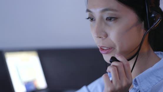 Thumbnail for Kundenservice-Anrufannahme