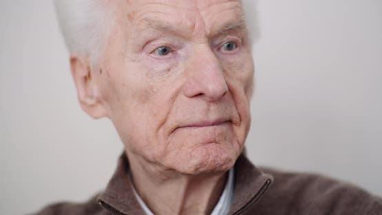 Thumbnail for Portrait of Senior Man Retirement