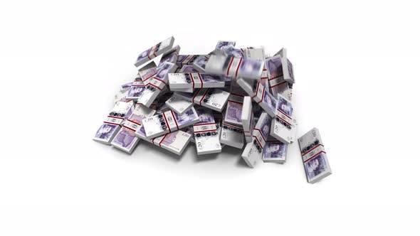 Money Bills Sterlings