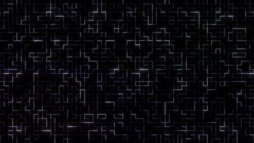 Digital Maze Loop