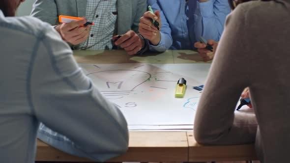 Thumbnail for Creative Team Generating Ideas