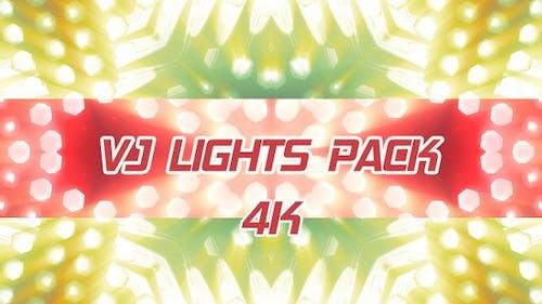Vj Lichter Pack 4K