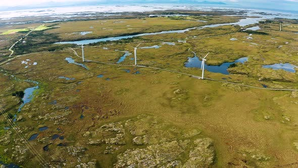 Thumbnail for Wind Generators in the Arctic Tundra
