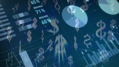 Graphs and statistics for dollars