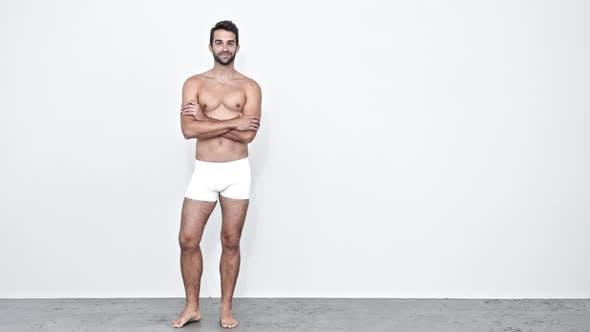 Thumbnail for Guy In White Shorts