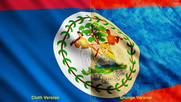 Belize Flags
