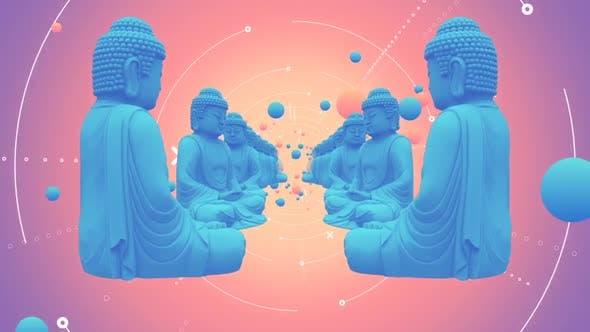 Thumbnail for Buddha Vj Loops