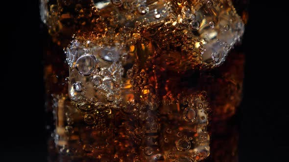 Thumbnail for Pouring Coca Cola Into the Glass