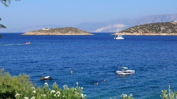 Thumbnail for Boats And Small Islands, Agios Nikolaos, Crete