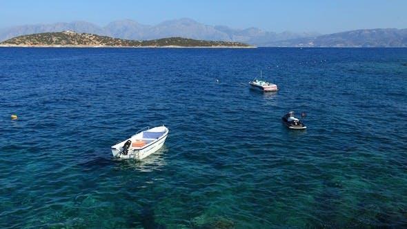 Thumbnail for Boats And Small Islands, Agios Nikolaos, Crete 2