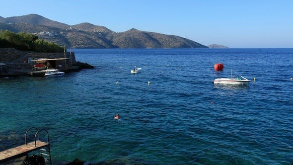 Thumbnail for Boats And Small Islands, Agios Nikolaos, Crete 4