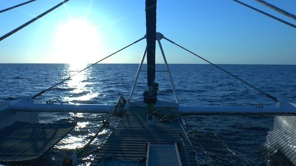 Thumbnail for Catamaran, Sailing To Sunrise, Cuba
