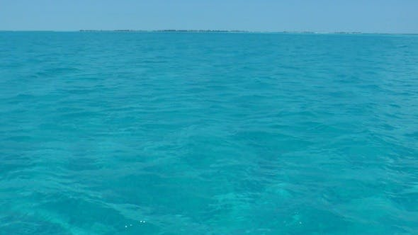 Cover Image for Clear Water Of Caribbean Sea Near Cayo Largo, Cuba 2