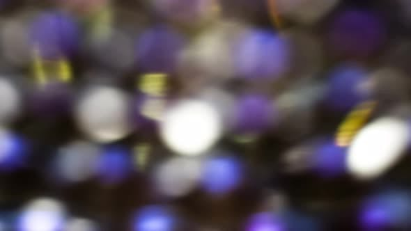 Thumbnail for Blur Lights Shine Bokeh Smooth Abstract Motion Pattern Background