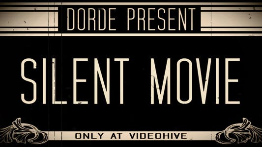 Cover Image for SILENT MOVIE