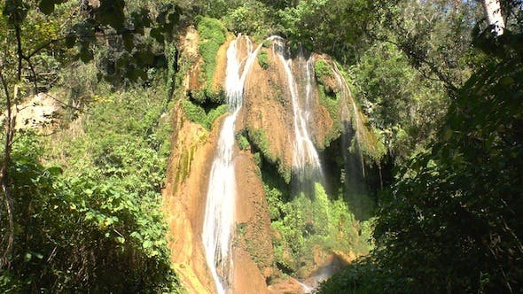Thumbnail for Waterfalls In Topes De Collantes, Cuba 2