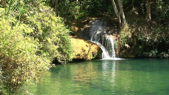 Thumbnail for Natural Pool In Topes De Collantes, Cuba